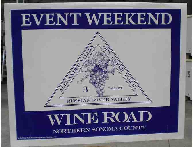 A Year of Wine Road Events for Two, Wine Road Northern Sonoma County, Healdsburg - Photo 6