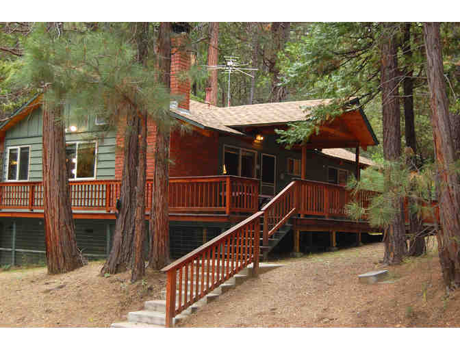 Two Nights for up to Six People, The Redwoods in Yosemite, Wawona