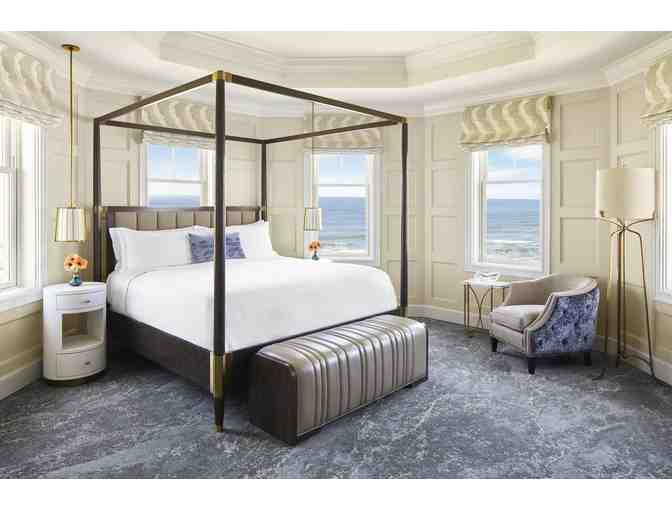 One Night Mid-Week for Two, Signature Suite, The Ritz-Carlton, Half Moon Bay