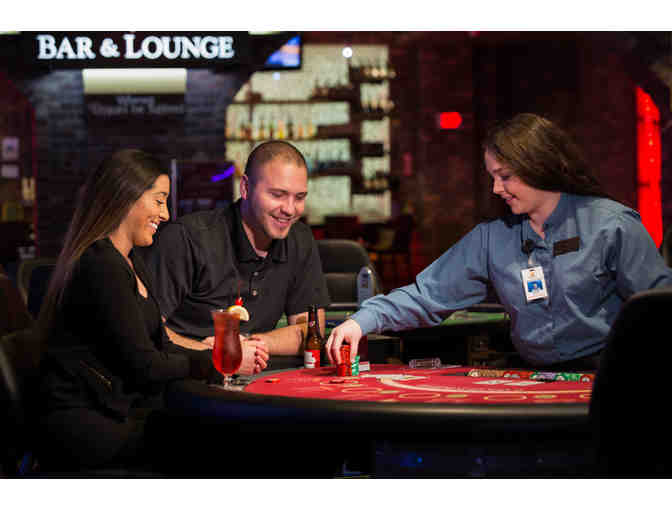 One Night for Two, Dinner & 'Free Play', Twin Pine Casino & Hotel, Middletown