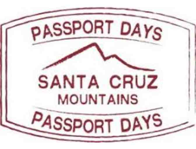 Two Santa Cruz Mountains Wine Passports, Santa Cruz Mountains Winegrowers Assoc., Aptos