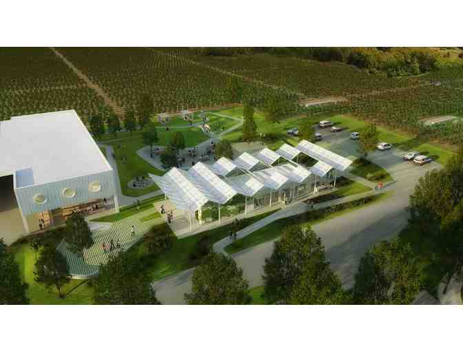 A & D Wine Experience for Four, Ashes & Diamonds Winery, Napa