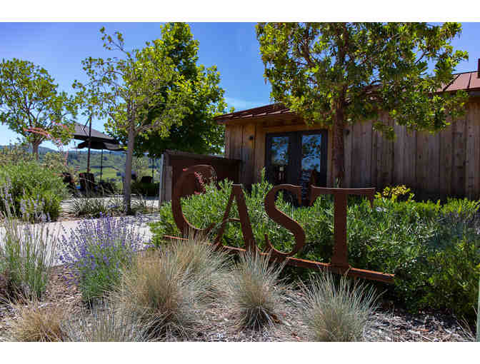 The Cast Experience Tour for Four, Cast Wines, Geyserville