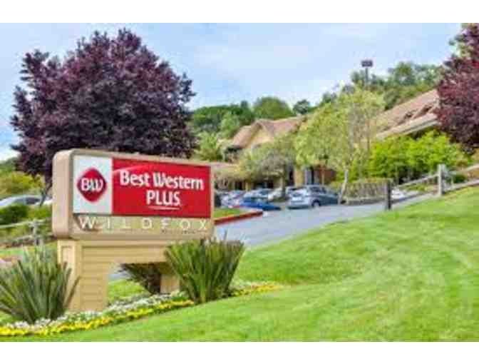 One Night for Two, Best Western Plus Novato Oaks Inn, Novato