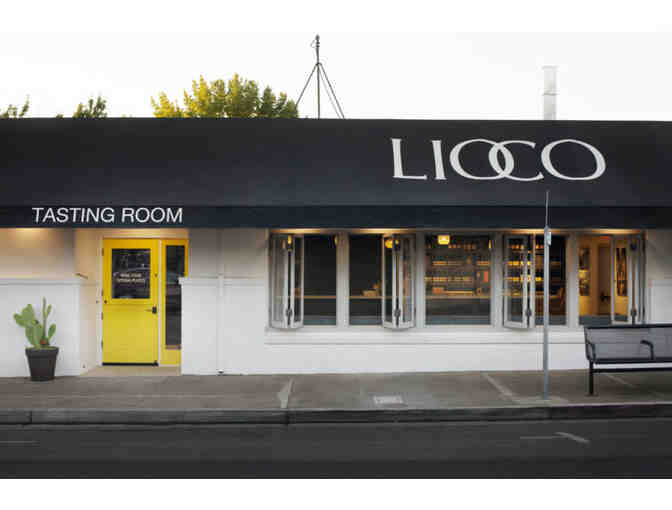 'Omakase' Tasting for Six, Lioco Wine, Santa Rosa
