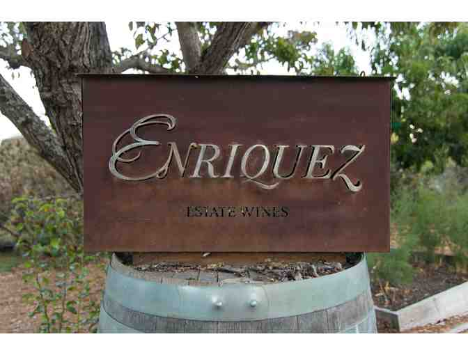 Private Tasting & Lunch with Winemaker for Six, Enriquez Estate Wines, Forestville