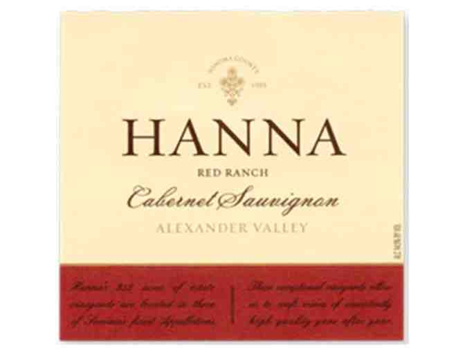 Magnum 2015 Alexander Valley Cabernet Sauvignon, Hanna Winery & Vineyards, Healdsburg