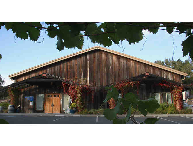 Two Nights for Two with Tour and Wine, Moshin Vineyards, Healdsburg