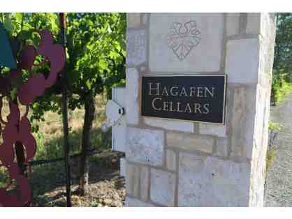 Tour & Tasting for 6 with a Case of Lake County Riesling, Hagafen Cellars, Napa