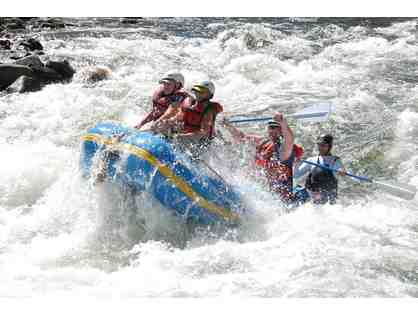 Whitewater Rafting Package for Four, American Whitewater Expeditions, Coloma CA