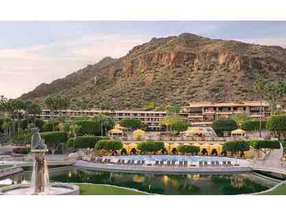 Two Nights for Two, Deluxe View Guest Room, The Phoenician, Scottsdale AZ