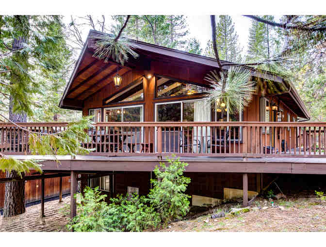 Two Nights, Four Bedroom Home,The Redwoods In Yosemite, Wawona, CA