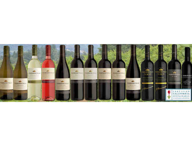 Six Magnums Cabernet Sauvignon & Private Tasting for 6, Pedroncelli Winery, Geyserville