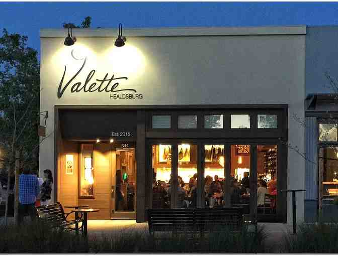 Chef's Five Course Tasting Menu for Two, Valette, Healdsburg