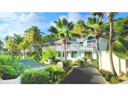 7 Nights Ocean View Rooms, St. James Club, St. Lucia