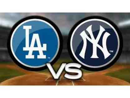 NY Yankees vs. LA Dodgers