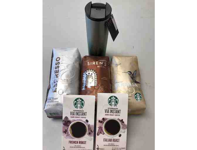 Starbucks Package Valued at $100