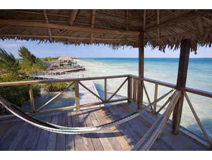 5 Night Stay at Thatch Caye Resort