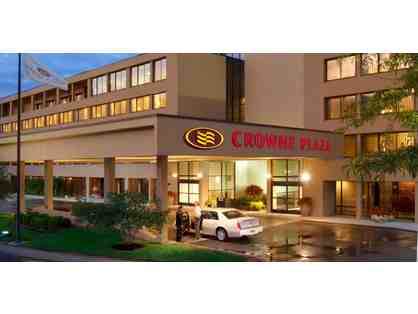 1 Night Stay at the Crowne Plaza Indianapolis Airport