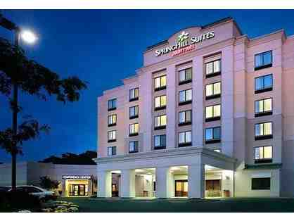 1 Night Stay at the Springhill Suites Boston/Peabody