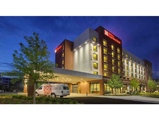 1 Night Stay at the Hilton Garden Inn Durham-University Medical Center - Photo 1