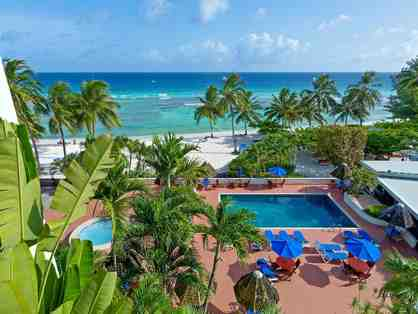 2 Night Stay at the Coconut Court Beach Hotel in Barbados