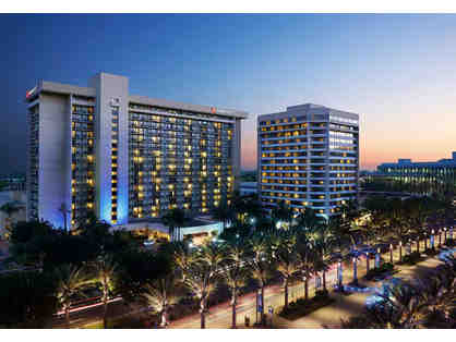 ANAHEIM MARRIOTT - TWO NIGHT STAY WITH BREAKFAST FOR TWO