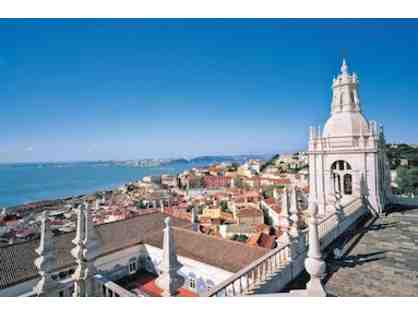 LISBON MARRIOTT HOTEL - TWO NIGHT STAY W/ BREAKFAST FOR TWO
