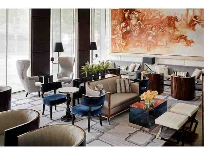 ST. REGIS SAN FRANCISCO - TWO NIGHT STAY W/ VALET PARKING