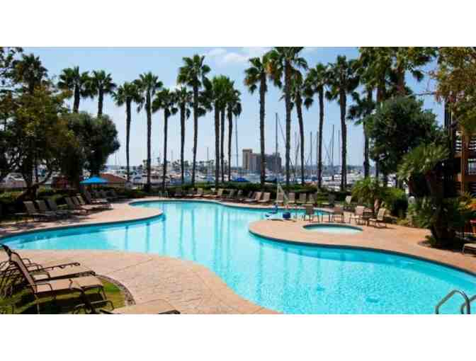 SHERATON SAN DIEGO HOTEL & MARINA - TWO NIGHT STAY W/ CLUB LEVEL ACCESS