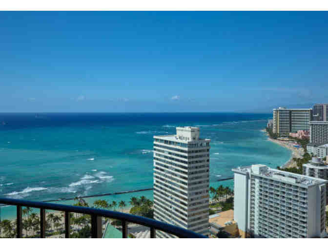 WAIKIKI BEACH MARRIOTT RESORT & SPA - 2 NIGHT STAY W/OCEANVIEW, BREAKFAST FOR 2, & PARKING - Photo 4