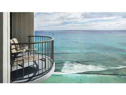 WAIKIKI BEACH MARRIOTT RESORT & SPA - 2 NIGHT STAY W/OCEANVIEW, BREAKFAST FOR 2, & PARKING