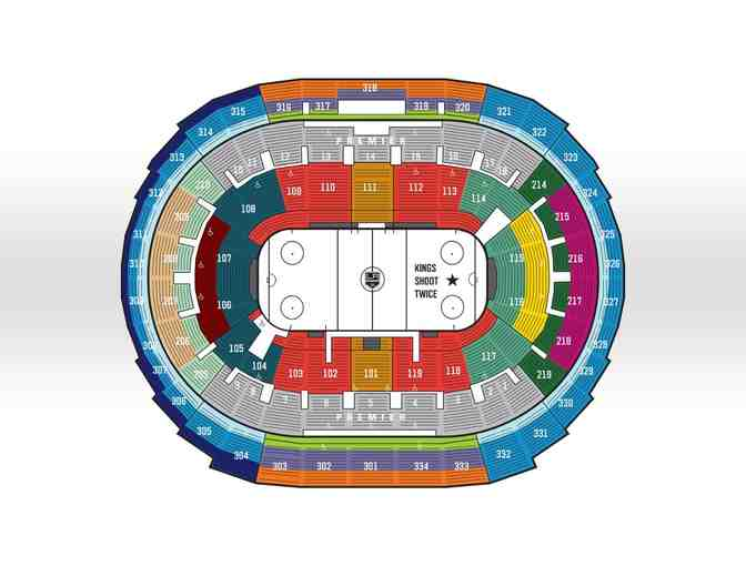 LA KINGS CARE FOUNDATION - PACKAGE INCLUDES (4) TICKETS TO LOWER BOWL SEATS & ZAMBONI RIDE - Photo 7