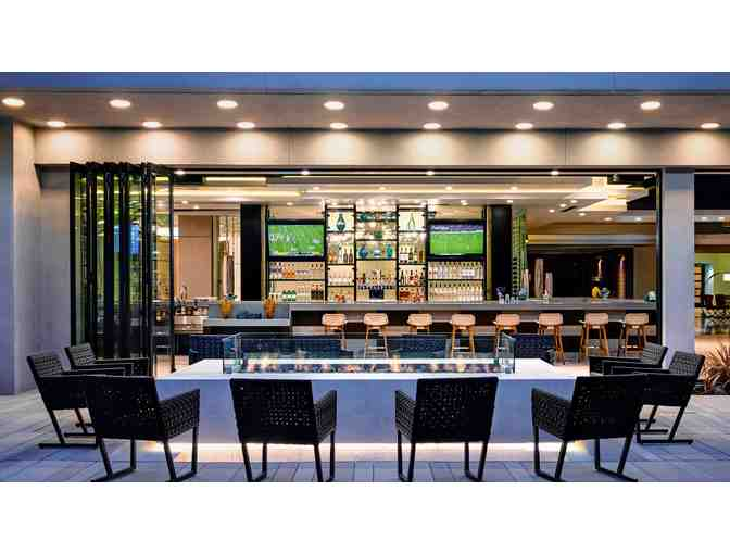 TORRANCE MARRIOTT REDONDO BCH - PRIVATE CHEF'S DINNER FOR 6 W/ 1 NIGHT STAY W/ BREAKFAST