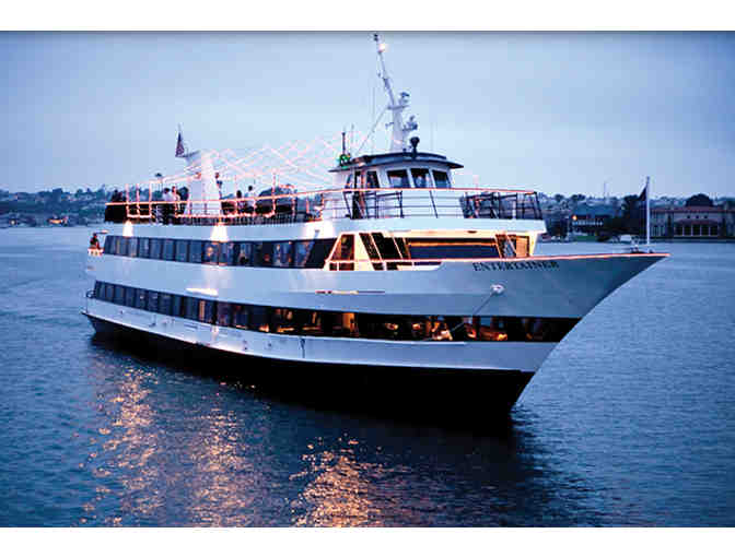 HORNBLOWER CRUISES - KJAZZ CHAMPAGNE BRUNCH CRUISE FOR YOU AND ELEVEN GUESTS