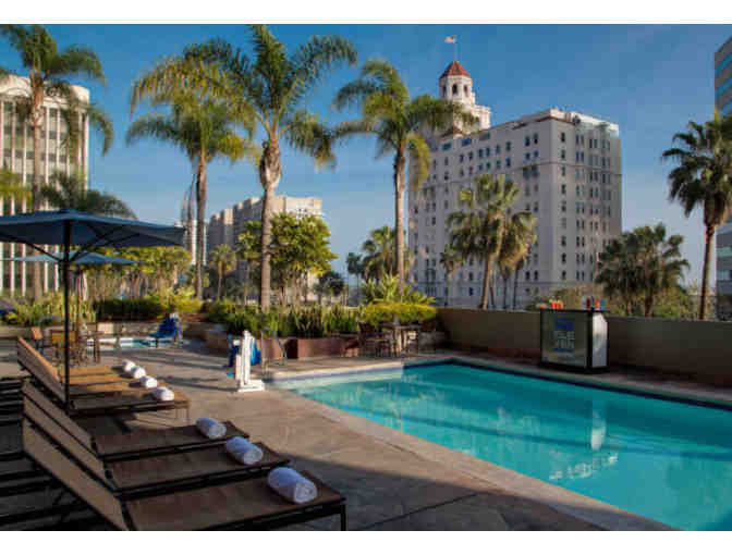 RENAISSANCE LONG BEACH - ONE NIGHT STAY WITH SELF PARKING AND WI-FI