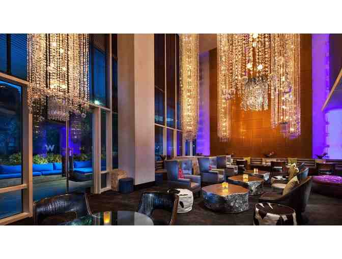 W DALLAS VICTORY - TWO NIGHT STAY WITH BREAKFAST FOR TWO AND PARKING