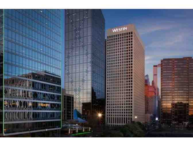 THE WESTIN DALLAS DOWNTOWN - TWO NIGHT STAY IN A SUITE W/ PARKING