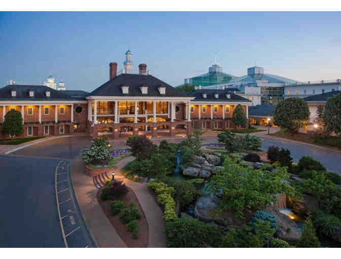 GAYLORD OPRYLAND RESORT & CONVENTION CENTER - TWO NIGHT STAY AND BREAKFAST FOR TWO