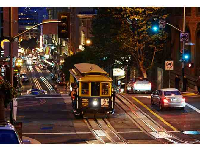 SAN FRANCISCO MARRIOTT UNION SQUARE - TWO NIGHT STAY