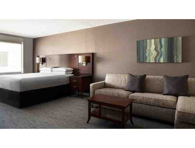 PROVO MARRIOTT HOTEL AND CONFERENCE CENTER - ONE NIGHT STAY W/ BREAKFAST FOR TWO