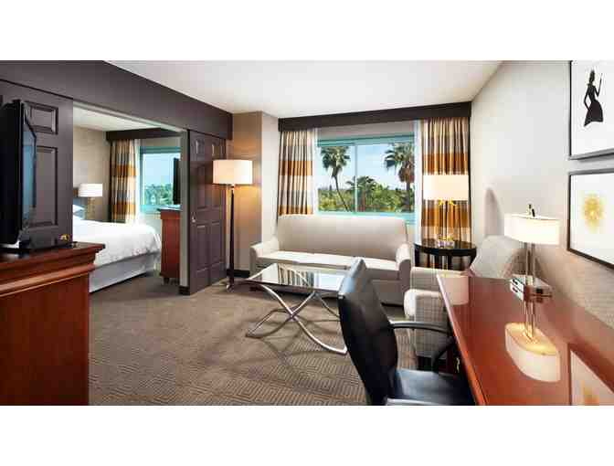 SHERATON FAIRPLEX HOTEL & CONFERENCE CENTER - TWO NIGHT STAY WITH BREAKFAST FOR TWO