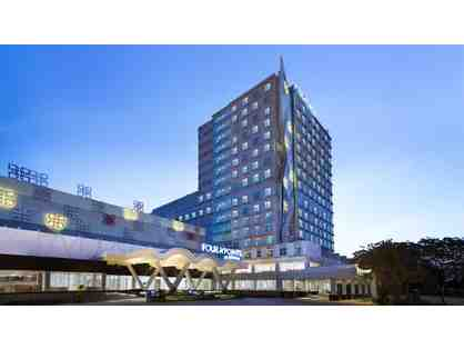 FOUR POINTS BY SHERATON MAKASSAR - TWO NIGHT STAY WITH BREAKFAST FOR TWO
