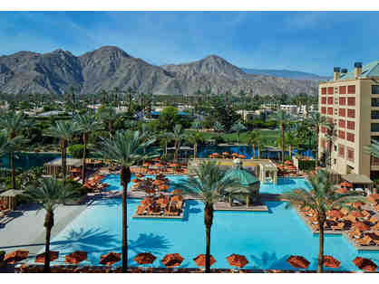 RENAISSANCE INDIAN WELLS -TWO NIGHT STAY W/ BREAKFAST FOR TWO DAILY AND RESORT FEE