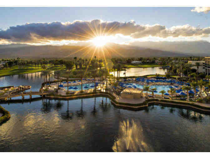 JW MARRIOTT DESERT SPRINGS RESORT & SPA - TWO NIGHT STAY WITH BREAKFAST FOR TWO