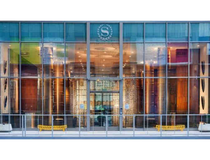 SHERATON GRAND LOS ANGELES - TWO NIGHT STAY