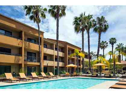 COURTYARD TORRANCE/PALOS VERDES - ONE NIGHT STAY WITH BREAKFAST FOR TWO