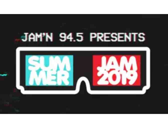 Two Tickets to Summer Jam ft. Meek Mill & Future - Photo 1