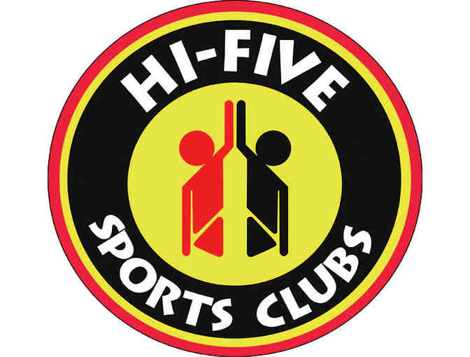 Incoming 4th/5th/6th Grade Sports Party with Hi-Five Coaches - August 22nd, 2017