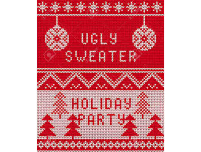 Ugly Sweater Holiday/Karaoke Party - December 9th, 2017
